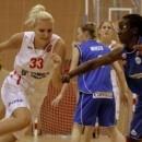 NF1 : Zaneta DUSKOVA à Argenton, Laurence CAYOT nouvelle coach de La Tronche-Meylan