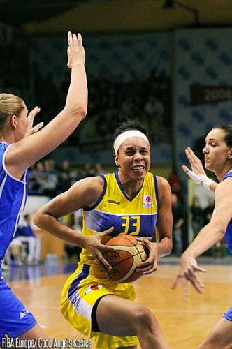 plenette PIERSON FIBA Europe
