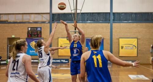 Australie_2012-2013_Tayla ROBERTS (Sydney)_WNBL