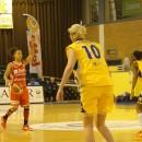 Belgique : Blessée, Kathy WAMBE ne jouera pas cette saison