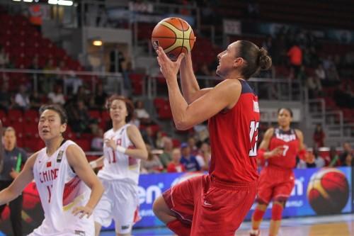 Diana Taurasi FIBA