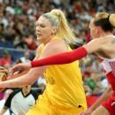 Lauren JACKSON intègre la Fédération Australienne de Basketball