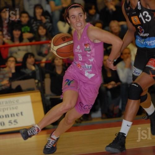 Ligue 2 1415 - Charlotte DUCOS (Charnay) - JSL