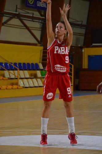 Ligue 2 1415 - Emilie PETITEAU (Aix) - Adeline BANTOU