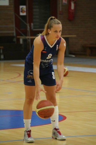 Ligue 2_Lisa BACCONNIER (Dunkerque)_Cyrille COULONT
