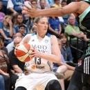 Lindsay WHALEN et Candace PARKER participeront au Match des Célébrités du All-Star Week-End NBA