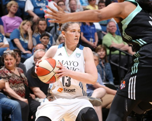 Lindsay WHALEN WNBA