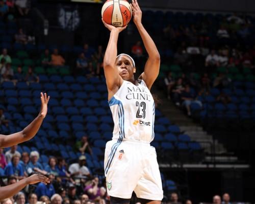Maya MOORE (2) WNBA