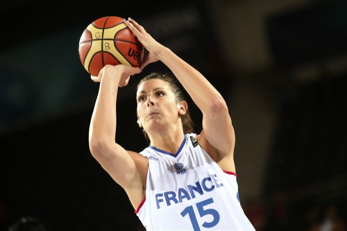Mondial 2014_Helena CIAK (France) vs. Mozambique_FIBA