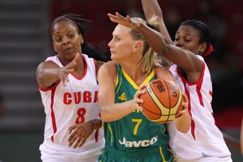 Mondial 2014_Penny TAYLOR (Australie) vs. Cuba)_FIBA