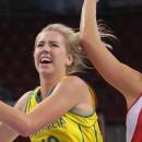 Rachel JARRY à Minnesota puis SEQ Basketball (Brisbane)