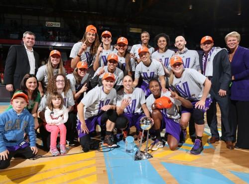 Phoenix Mercury champion WNBA 2014_David SHERMAN