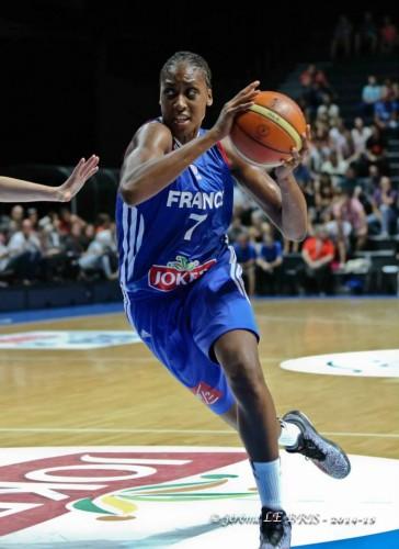 Sandrine GRUDA (France) vs. Japon_Jérôme LE BRIS