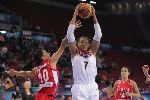 USA-Serbie FIBA