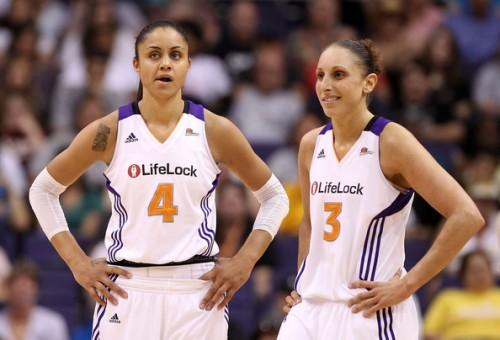 WNBA_2011_Candice DUPREE & Diana TAURASI (Phoenix)_Christian PETERSEN