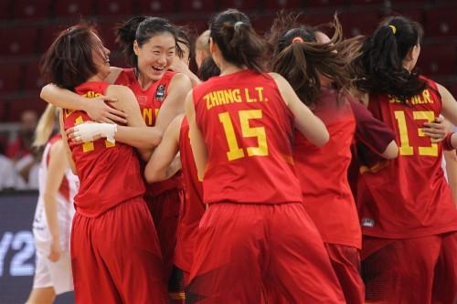 Chine FIBA