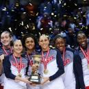 Mondial 2014 : Les Etats-Unis restent au sommet mondial, Maya MOORE nommée MVP