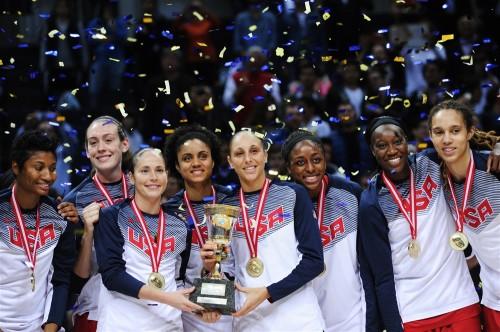 Etats-Unis champions du monde 2014_FIBA