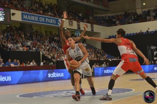 LFB_2014-2015_Gunta BASKO-MELNBARDE 6 (Basket Landes) vs. Villeneuve d'Ascq_Laury MAHE