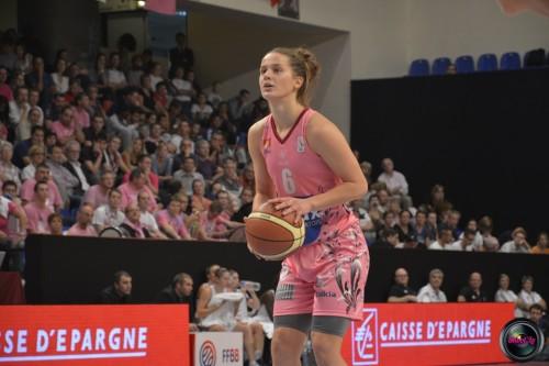 LFB_2014-2015_Lidija TURCINOVIC 1 (Arras) vs. Angers_Laury MAHE