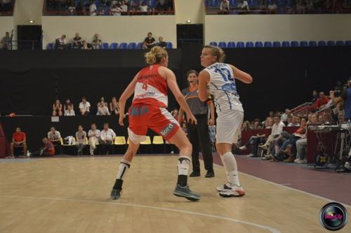 LFB_2014-2015_Marion LABORDE 1 (Basket Landes) vs. Villeneuve d'Ascq_Laury MAHE