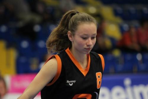 Ligue 2 1415 - Céliana HAUTOT (Le Havre) - Fred Caupain