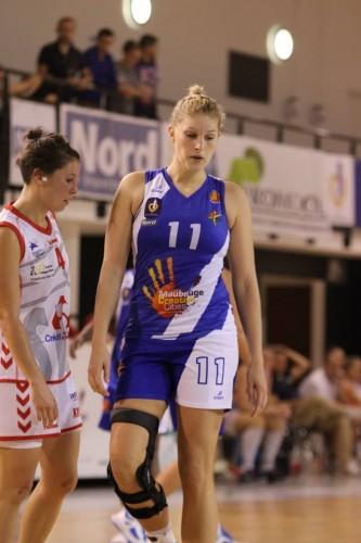 Ligue 2 1415 - Céline GIRARD (Aulnoye) - Fred Caupain