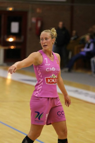 Ligue 2 1415 - Julie LEGOUPIL (Charnay) - Fred CAUPAIN