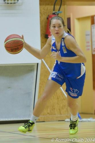 Ligue 2 1415 - Mathilde LETORET (Chartres) - Romain CHAIB