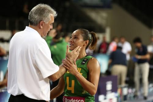 Mondial 2014_Adriana MOSES PINTO (Brésil) vs. France_FIBA