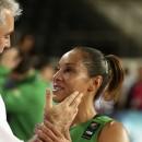 La Brésilienne Adriana MOISES PINTO prend sa retraite internationale