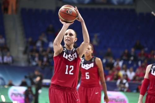 Mondial 2014_Diana TAURASI (Etats-Unis)_FIBA