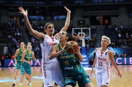 Mondial 2014_Laura HODGES (Australie)_FIBA