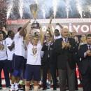 Turquie : Fenerbahce remporte sa dixième Coupe du Président de la République