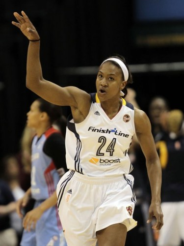 WNBA_2014_Tamika CATCHINGS (Indiana)_AP MAST