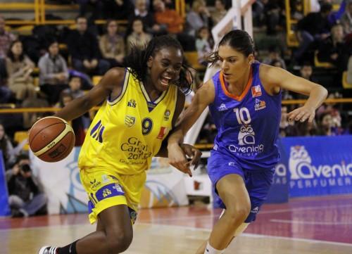 Espagne_2013-2014_Iris JUNIO MBULITO (Gran Canaria) vs. Salamanque_thewangconnection.com