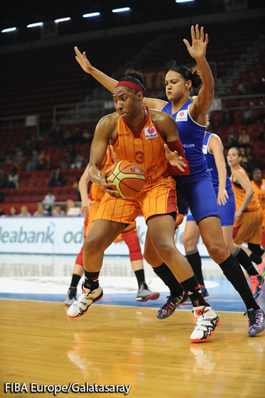 Kelsey BONE FIBA Europe