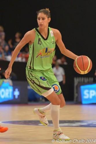 LFB_2014-2015_Rita RASHEED (Hainaut Basket)_Romain CHAIB