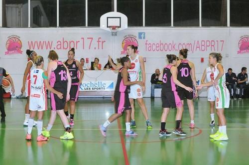 La Rochelle-Anglet page facebook Atlantique Basket Pays Rochelais 17