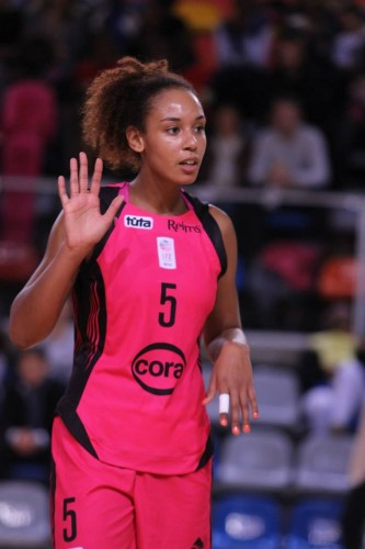 Ligue 2 11415 - Marieme BADIANE (Reims) - Fred CAUPAIN