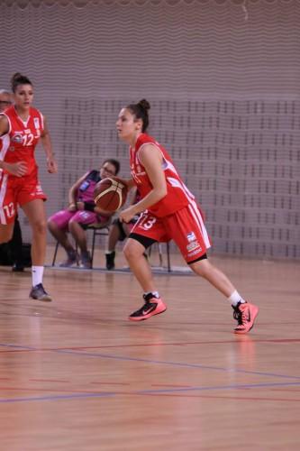 Ligue 2 1415 - Margot VIDAL GENEVE (Nice) - Fred CAUPAIN