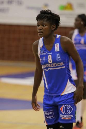 Ligue 2 1415 - Melissa DIAWAK (Chartres) - Fred CAUPAIN
