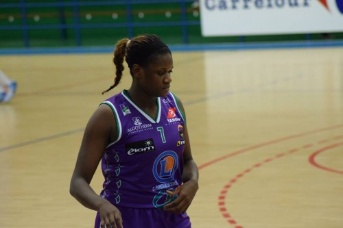 Ligue 2 1415 - Whitney Miguel (LTB 29) - Arnaud Terver