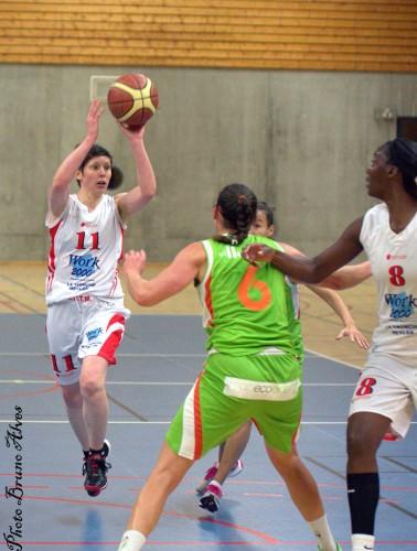 NF1 A 1415 - Laure Helene POTTIEZ (La Tronche) - Bruno ALVES