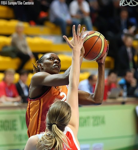 Sancho LYTTLE FIBA Europe Elio CASTORIA