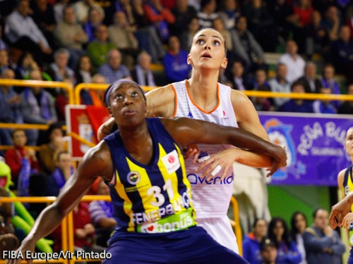 Tina CHARLES FIBA Europe