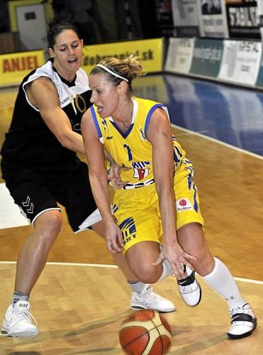 zuzana ZIRKOVA FIBA EUROPE