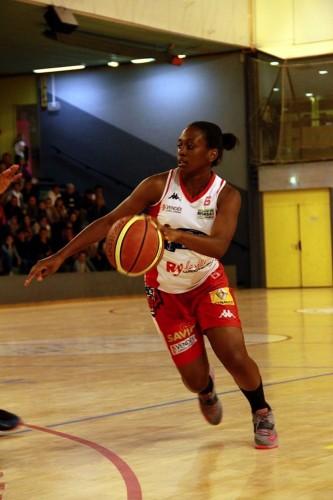 Ligue 2 1415 - Baleta MUKOKO (RVBC) - Anita DEGROLARD