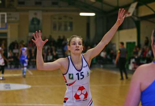 Ligue 2 1415 - Cyrielle RECOURA (Limoges) - Club