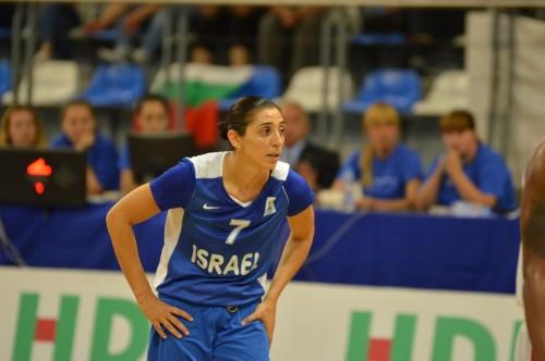 Liron COHEN (Israël)_FIBA Europe_Fédération Bulgare de Basketball